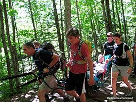 Team Chester Training Hike