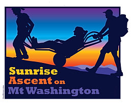 Sunrise Ascent on Mount Washington