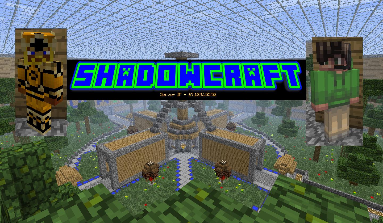 Shadow Craft Minecraft Server