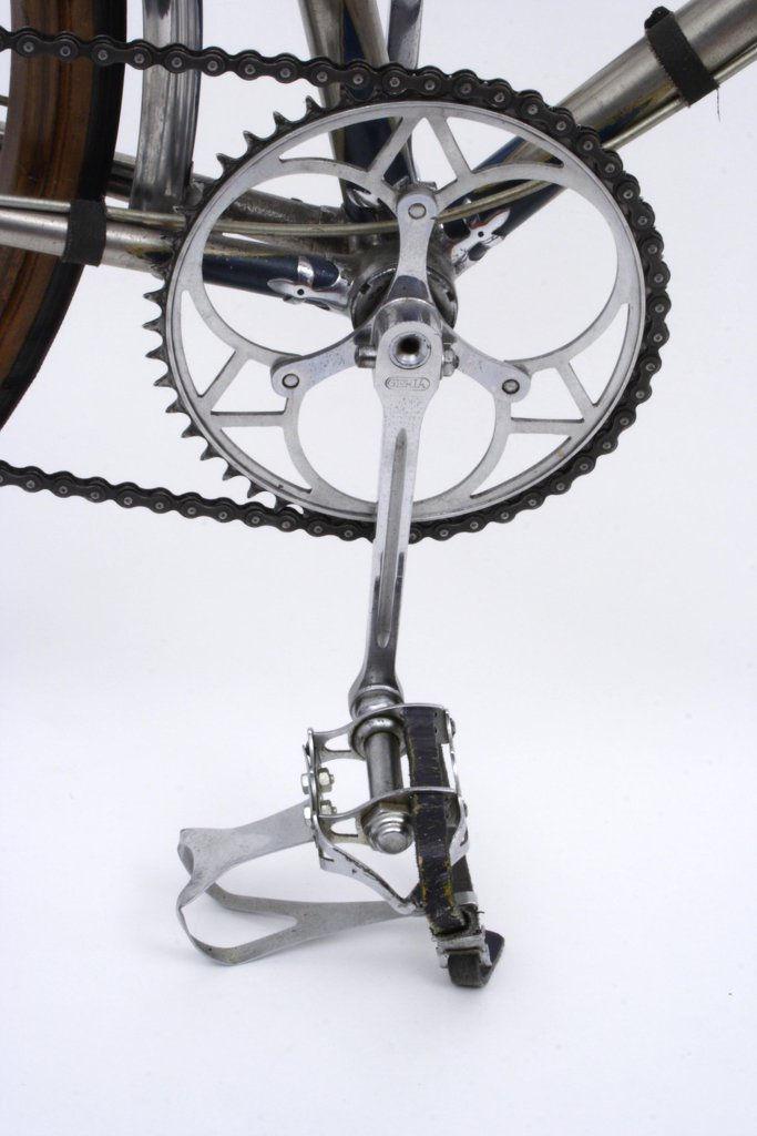 gloria crankset and pedal s2