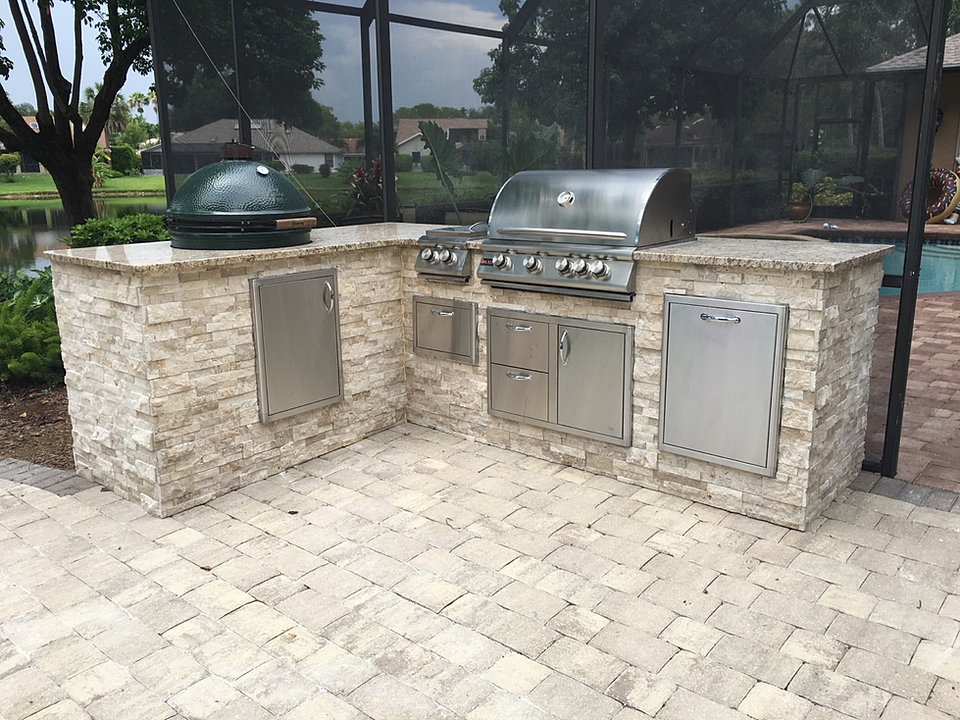 Arcadia Outdoor Kitchens