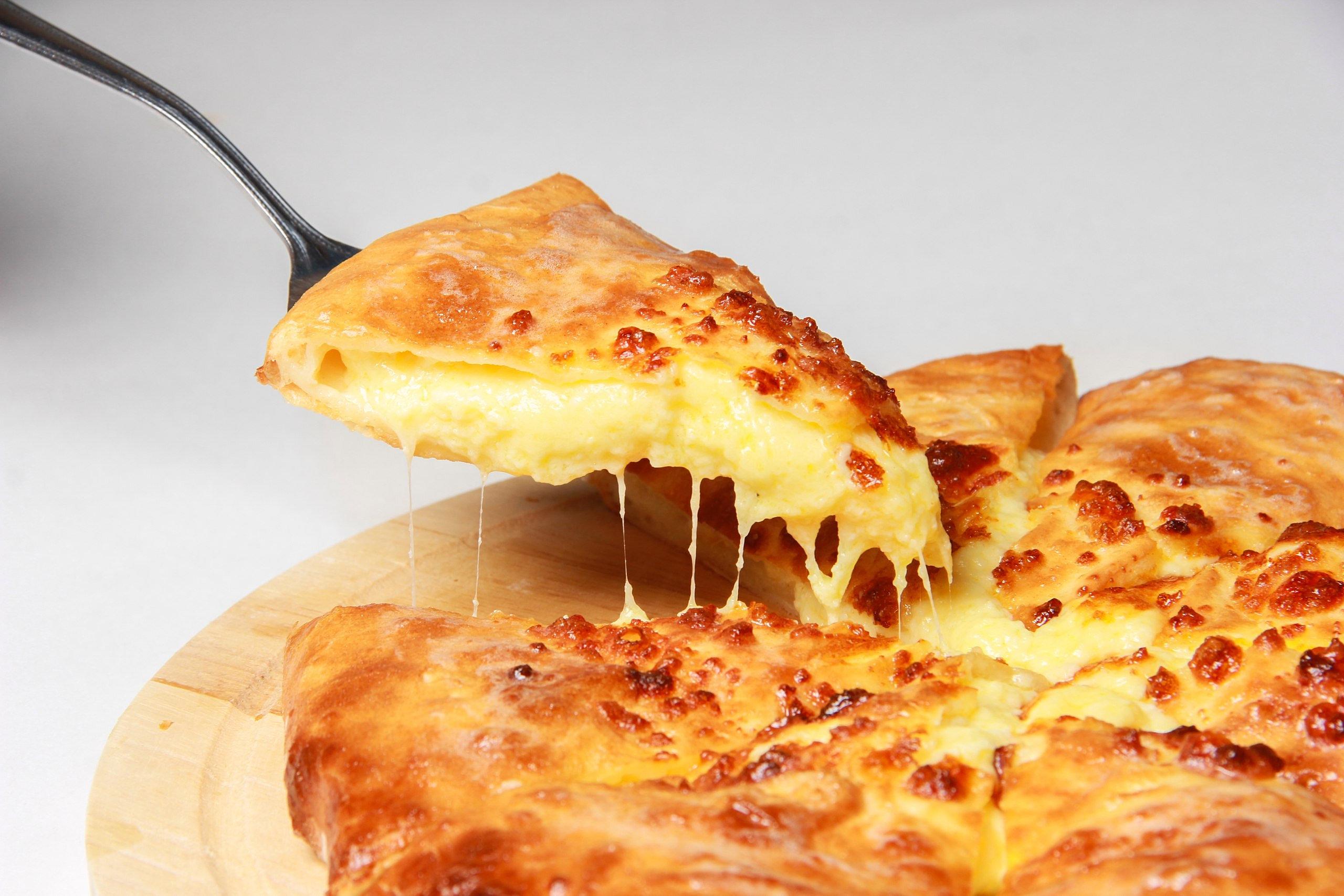 Имеретинские хачапури с сыром рецепт пошагово в духовке