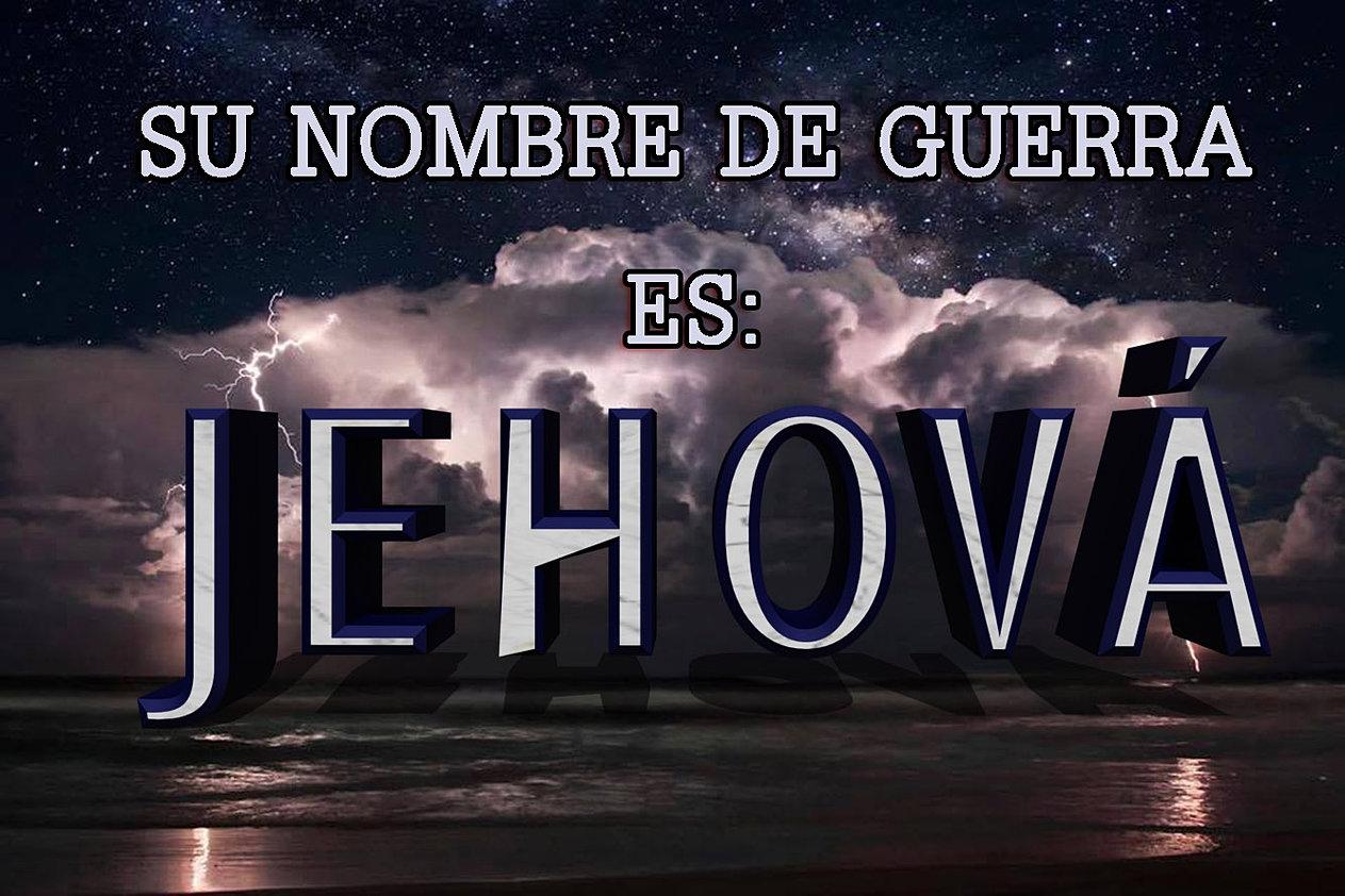Imágenes de el nombre JAH-JEHOVÁ