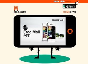 アプリ配信 Template - かわいく遊び心のあるデザインは、モバイルアプリの配信サイトに最適です。スクロール型のシングルページテンプレートですので、アプリの機能紹介やダウンロードボタンをカスタマイズして簡単にサイトを作成できます。