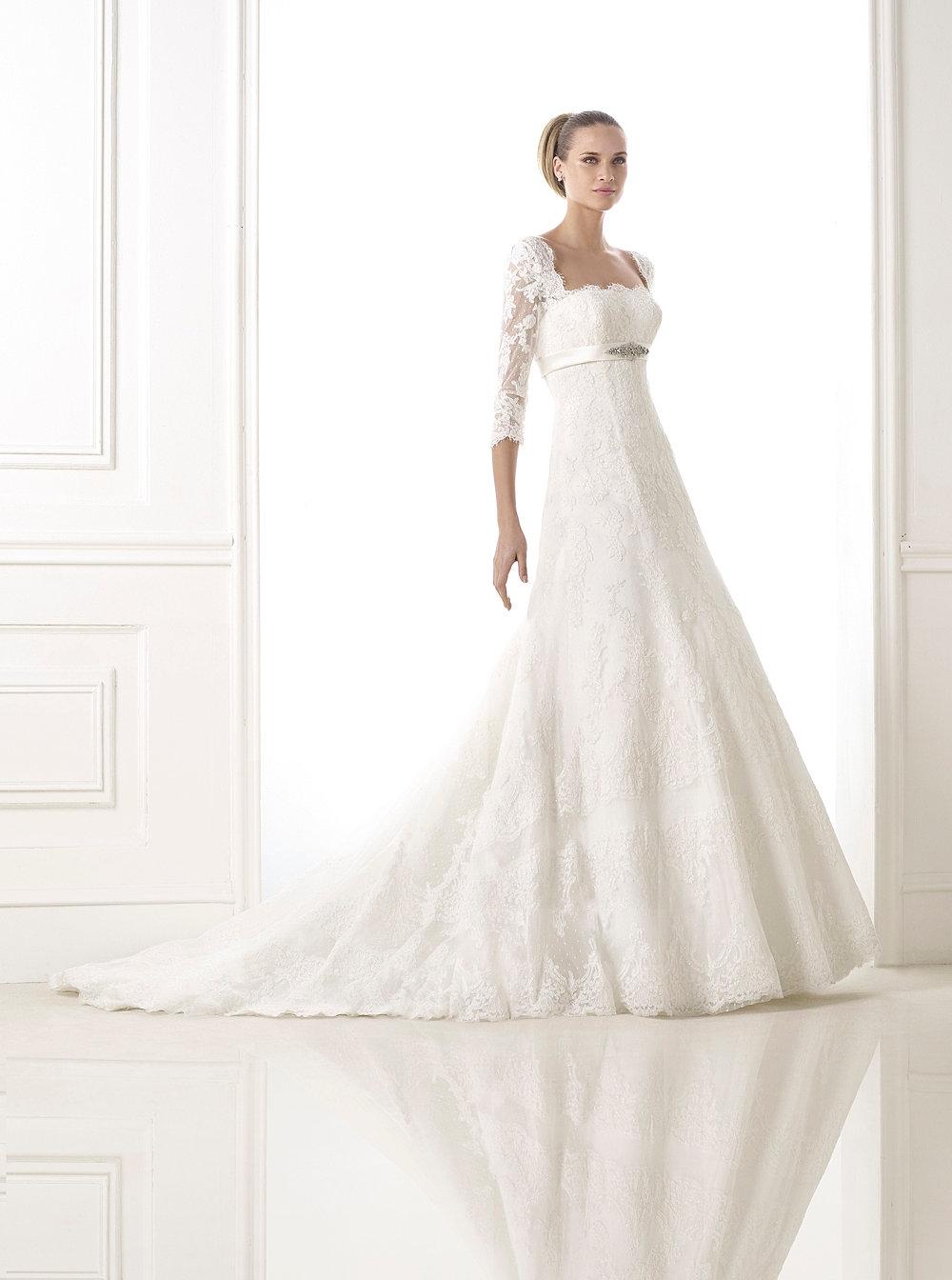 Qualcosa di Blu abiti da sposa Trieste  BRANDIE-B
