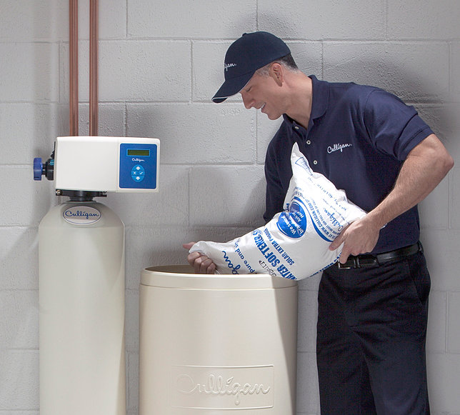 culligan of hanover water softeners