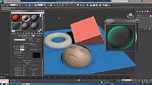 Tutorial : 3ds Max : Material Editor