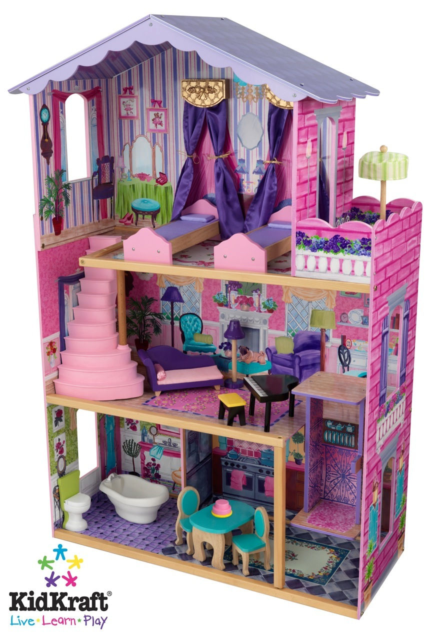 Kidkraft toys kidkraft furniture european delivery toy media kidkraft my dream mansion workwithnaturefo