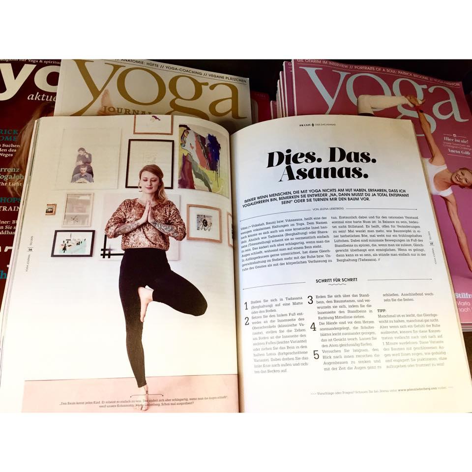 Kick Ass Yoga Mom : Februar 2015