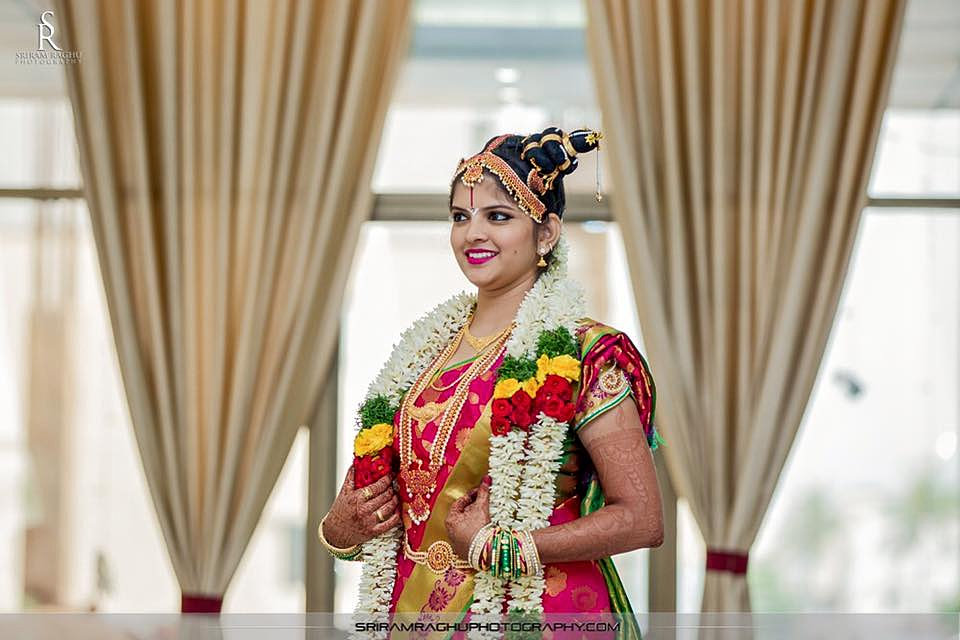 Best Female Bridal Makeup Artist In Chennai For Weddings Receptions South Indian Iyyengar