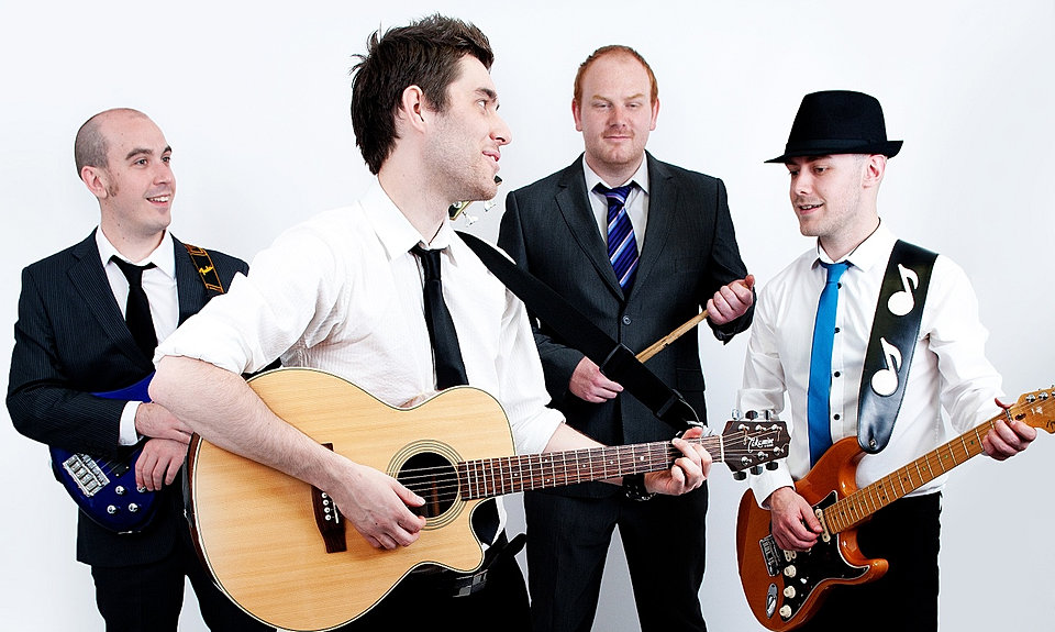wedding band hire derby area