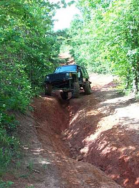 Orv parks in texas for Atv parks in texas with cabins