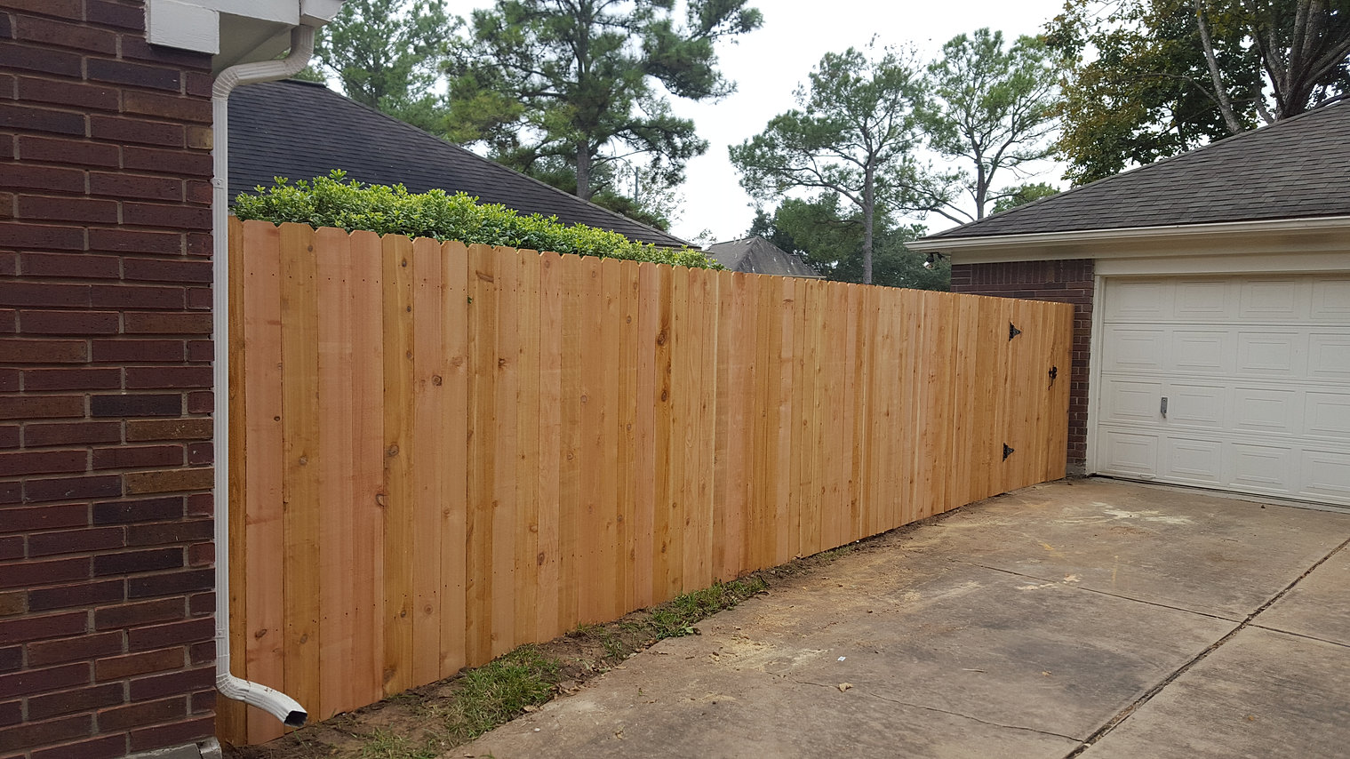 Wood Fencing Houston Tx Humble Tx