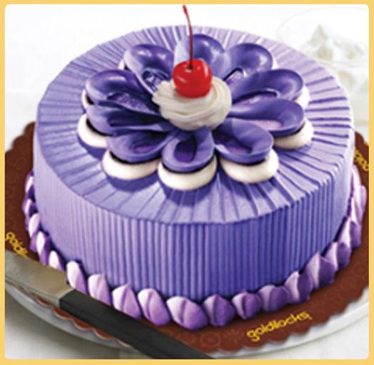 Permalink to Ube Cake Goldilocks