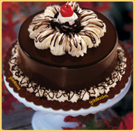 Chocolate Velvet Cake Goldilocks