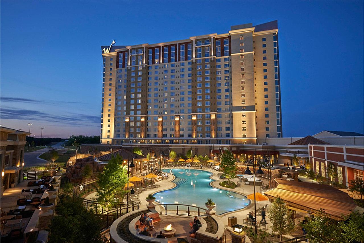 Choctaw casino transportation dallas
