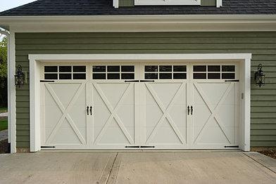 KBI Garage Door Service - Overlay Garge Doors