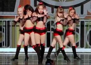 Do they still make thongs for little girls?