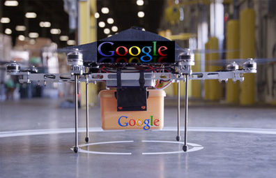 Google's drone-delivery