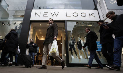 Fashion store New Look