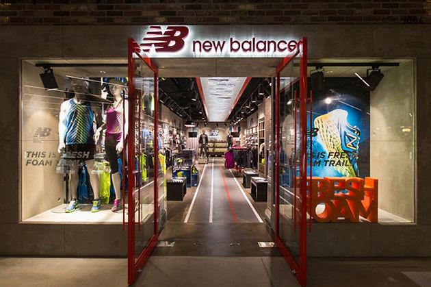 new balance india