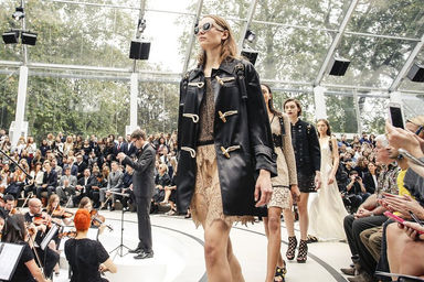 Burberry & Tom Ford's Fashion Week Game-Changer: You Can SHOP Right Off The Runway