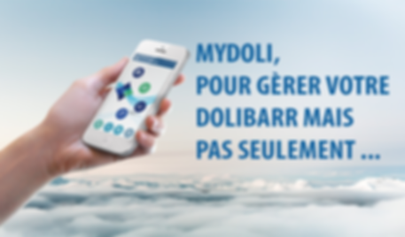 mydoli Application mobile pour Dolibarr