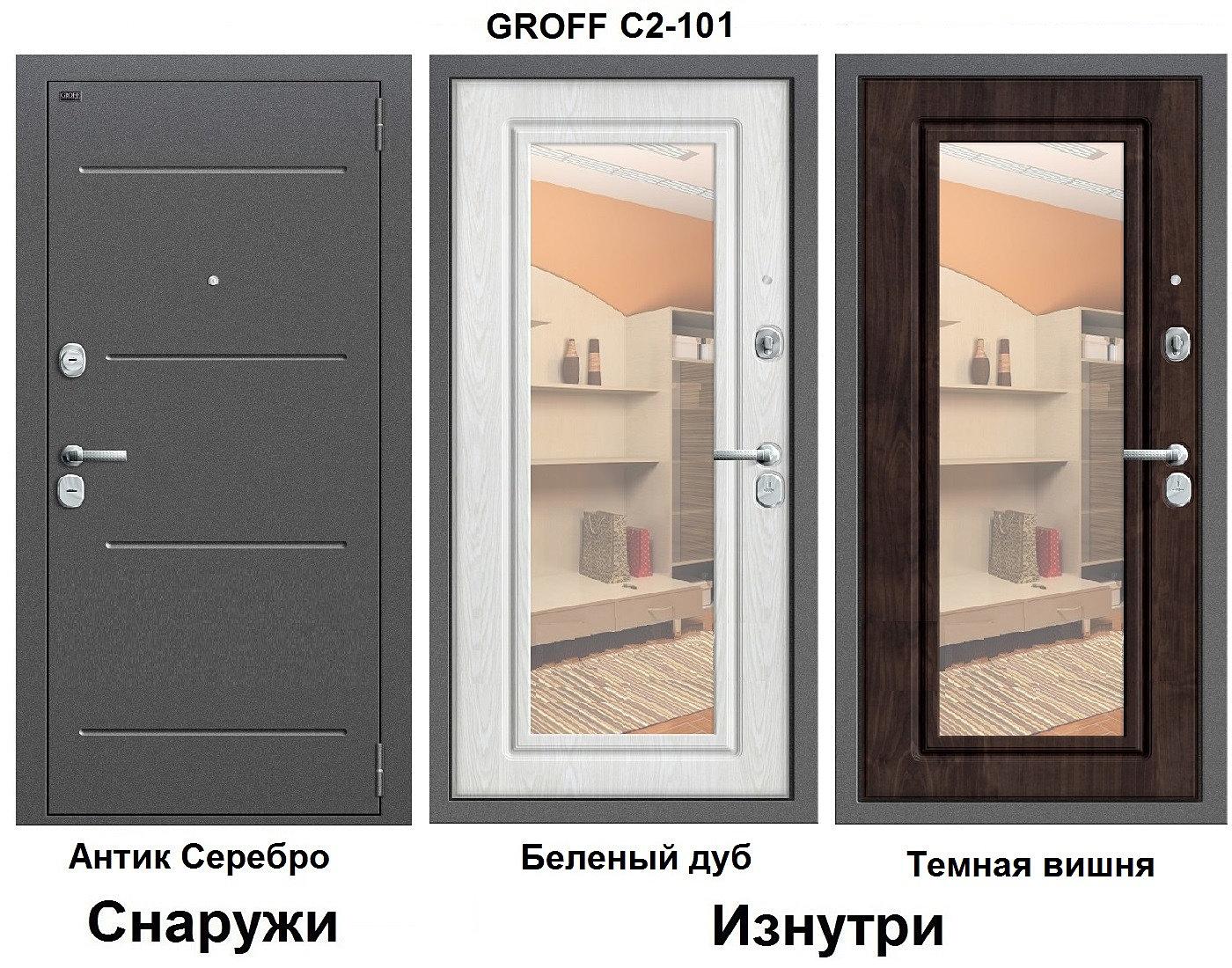 двери на заказ входные видное