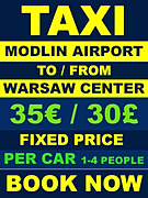 WARSAW AIRPORT TRANSFERS, WARSAW TAXI, WARSAW AIRPORT TAXI, WARSAW AIRPORT