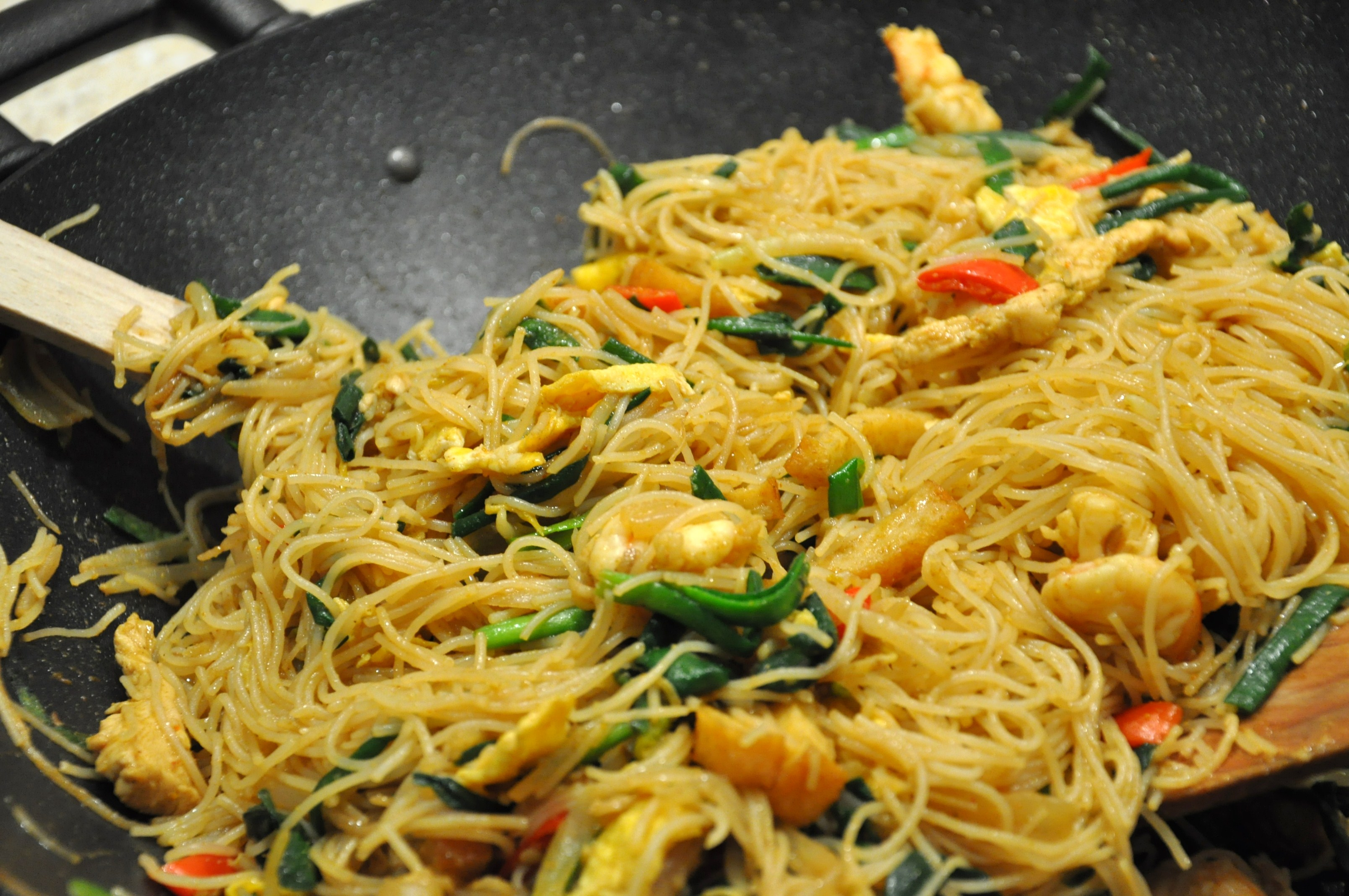 Imperial chef Singapore Rice Noodle
