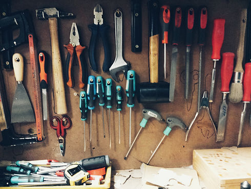 Handman Werkzeuge