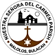 Logo of Our Lady of Mount Carmel Parish - Barasoain Church