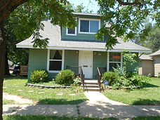 One of the thirteen Foundation houses that are home to 62 of our neighbors with I/DD.