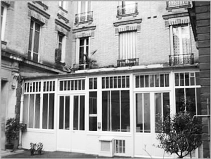 julie carlhian architecte d coratrice d 39 int rieur ile. Black Bedroom Furniture Sets. Home Design Ideas