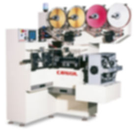 Cut&Wrap machine for chewing-gum, soft candy and toffee