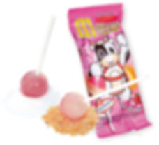 Stickpack lollipop