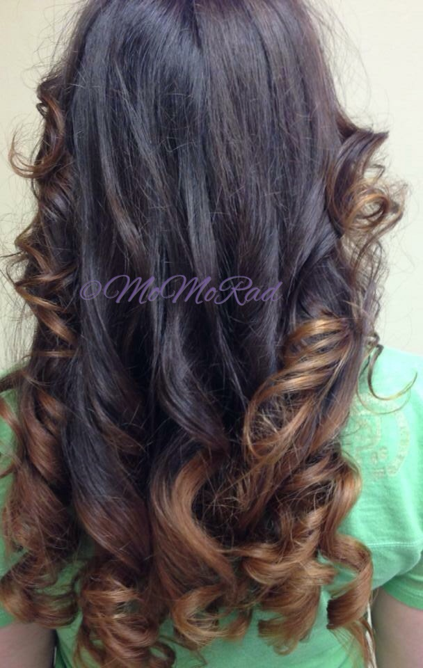Balayage sombre ombre peek a boowhats the difference the two pictures below are of peek a boo highlights i only have two examples because i really dont do it too much anymore since balayage has taken over solutioingenieria Choice Image