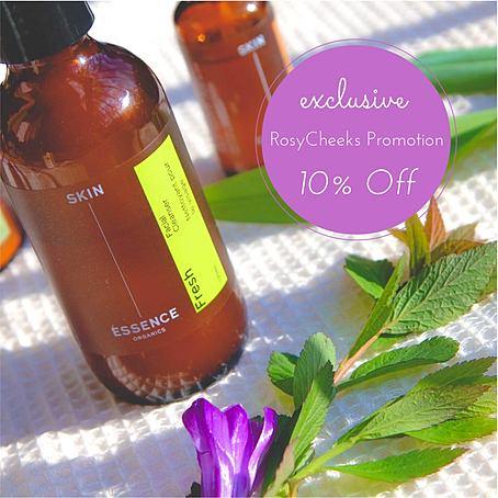 Skin Essence Organics Discount Code | Rosy Cheeks Project
