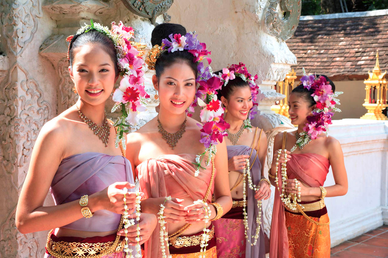 Фото женщин в тайланде 14 фотография