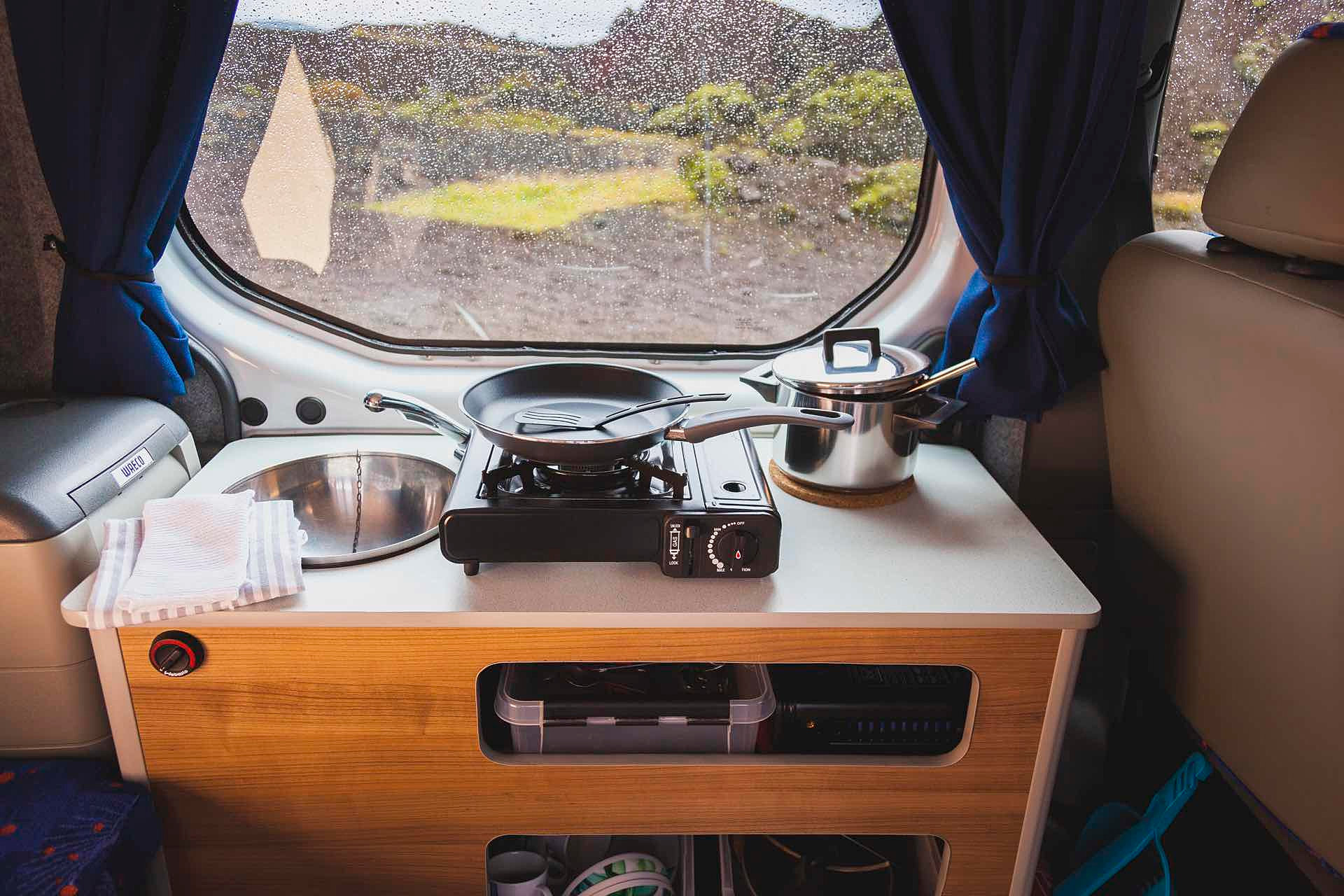 Camper Rental In Iceland⎟campervan Iceland⎟camper Iceland