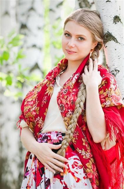 фото дня молодых девушек россии