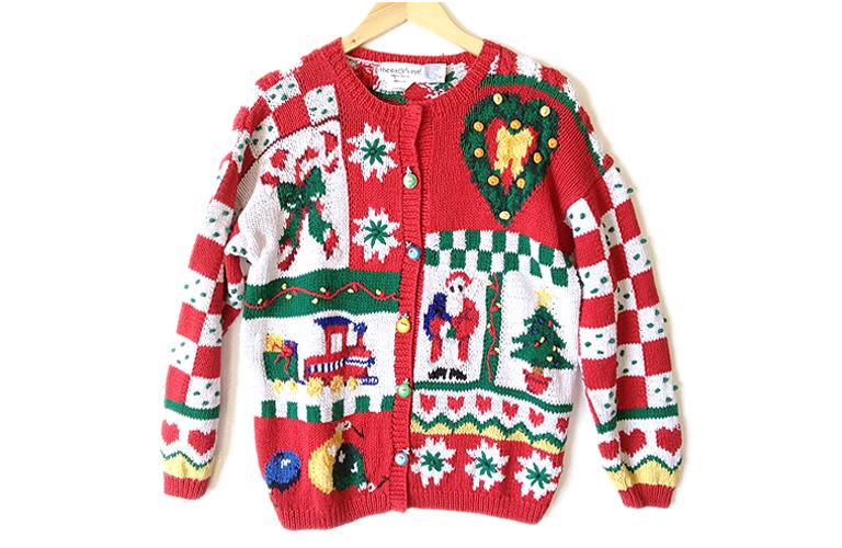 Ugly Christmas Sweater\u201c Sweatshirt
