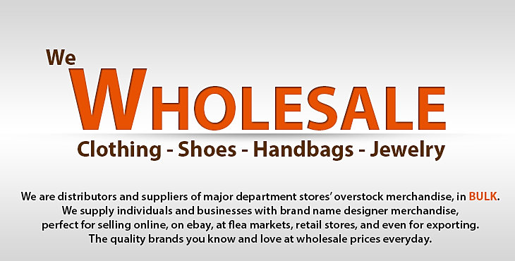 Wholesale Designer Clothing Distributors DNC Wholesale is a supplier