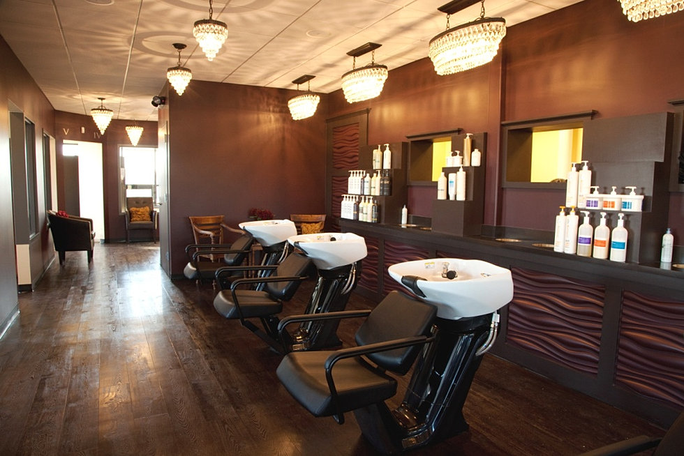 The spa at river ridge dublin ohio hair salon and spa for Salon hpa touquet
