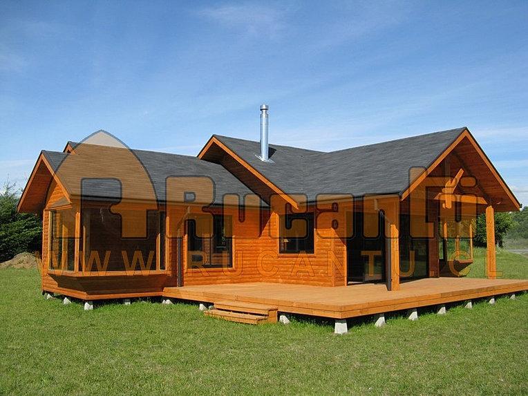 Casa prefabricadas en temuco imagui - Imagenes casas prefabricadas ...