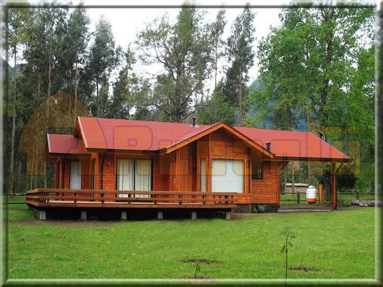 Casas Industrializadas / Casas Prefabricadas de Alto Estándar