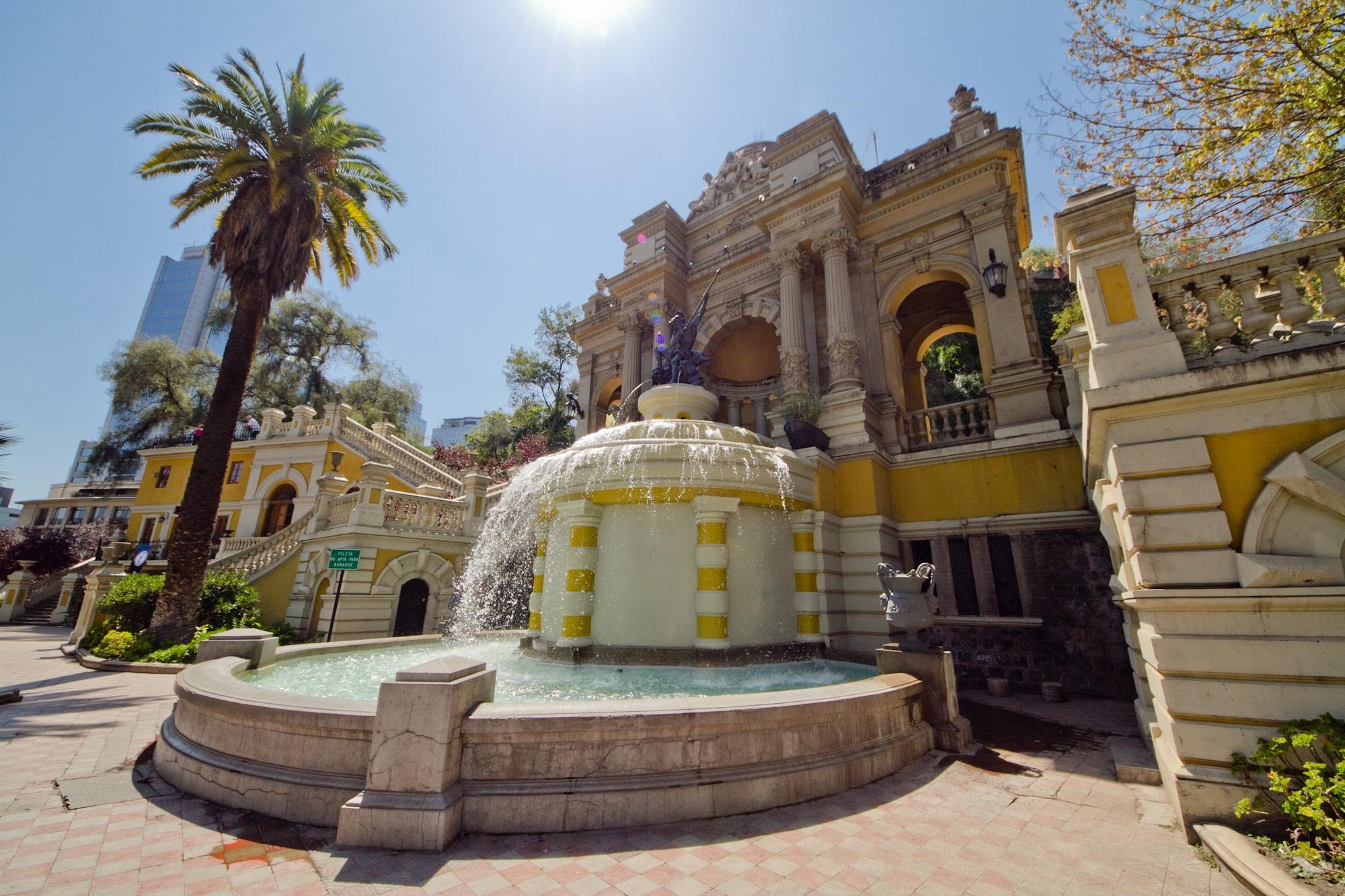 Escola cintia martins cerro santa luc a chile for Construccion de piscinas santiago chile