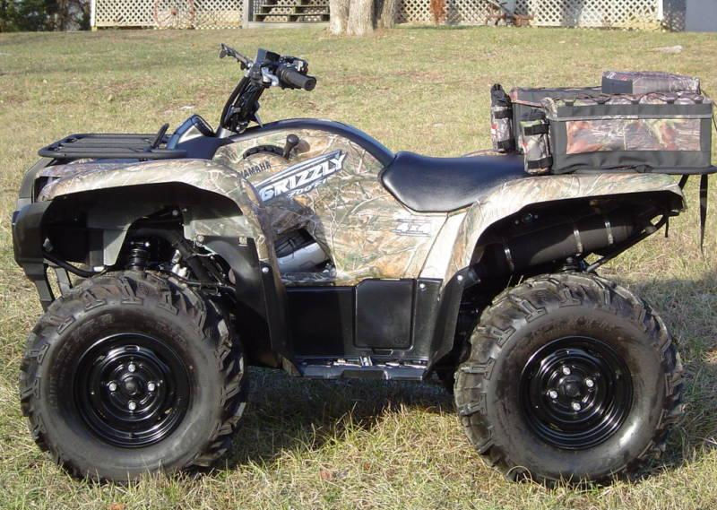 Wix   Yamaha Grizzly