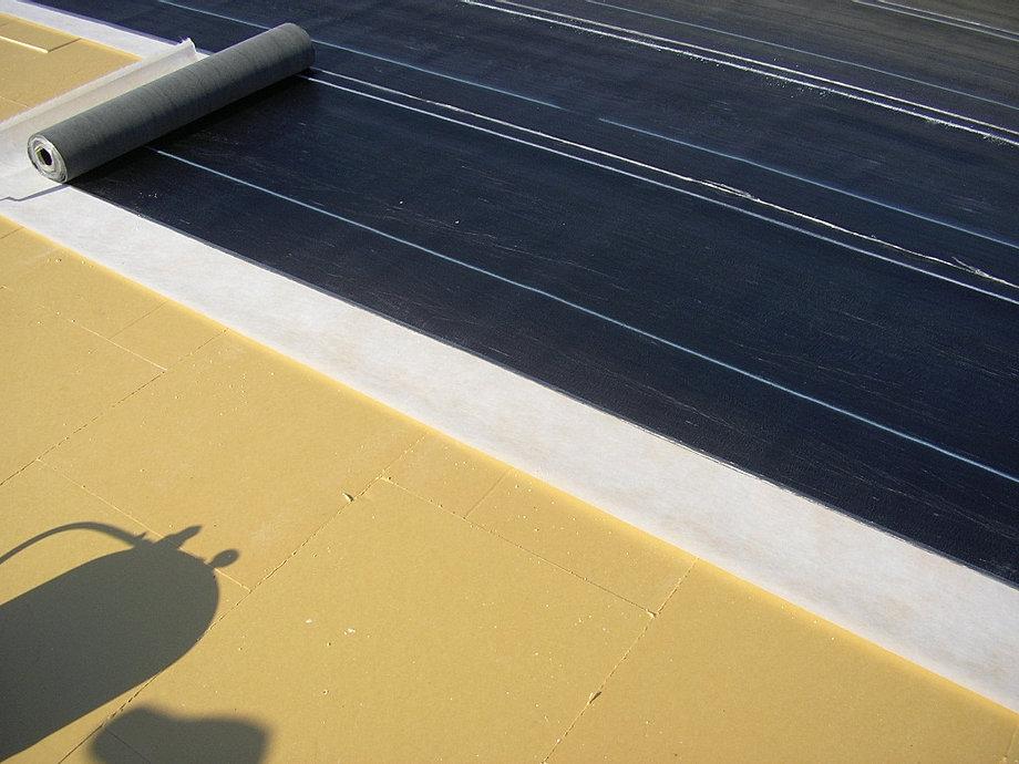 Terrasse entreprises - Pare vapeur toiture terrasse ...