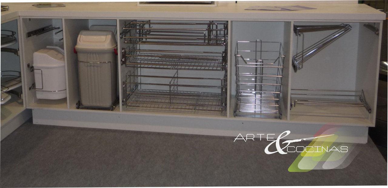 Arte y cocinas for Ikea cocinas accesorios